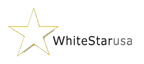 Whitestar USA logo